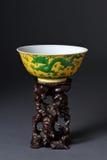 Quianlong Pottery Royalty Free Stock Photos