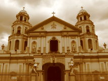 Quiapo Church Stock Photography