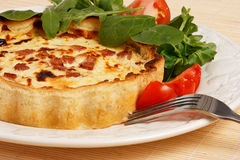 Quiche Royalty Free Stock Images