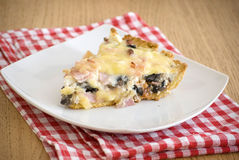 Quiche foto de stock royalty free