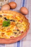 Quiche Royalty Free Stock Photos