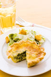 Quiche Stock Image