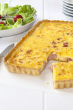 Quiche Lorraine Royalty Free Stock Photo