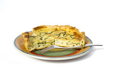 Quiche lorraine Stock Photos