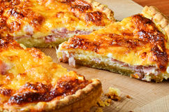 Quiche Lorraine Royalty Free Stock Images