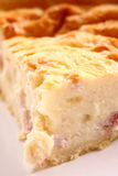 Quiche lorraine A Royalty Free Stock Photography