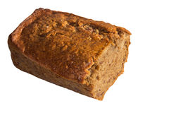 Quick bread. Fresh hot homemade quick bread Royalty Free Stock Image
