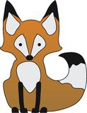 Quick Brown Fox Royalty Free Stock Photo