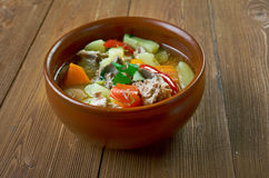 Quick Chicken Stew Royalty Free Stock Image