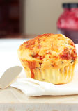 Breakfast muffin Royalty Free Stock Images