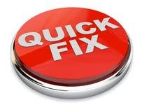 Quick Fix stock illustration