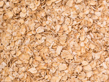 Quick oats. Cook quickly in boiling water Stock Images
