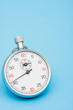 Quick Response Time. Stop watch with copy space, very quick response time Royalty Free Stock Images