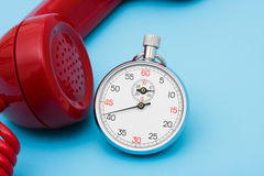 Quick Response Time Royalty Free Stock Images