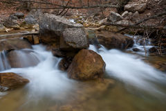 Mountain river Stock Photos