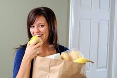 quick snack Στοκ εικόνες με δικαίωμα ελεύθερης χρήσης