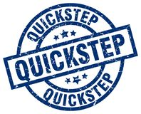 Quick-stepzegel Royalty-vrije Illustratie