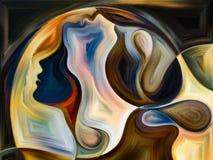 Quickening внутренних цветов бесплатная иллюстрация