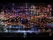 Quickening передач данных Стоковая Фотография RF