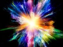 Quickening цветов Стоковое фото RF