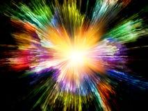 Quickening цветов Стоковые Фотографии RF