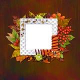 Quickpage de cadre Image stock