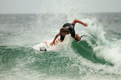 Quicksilver  Pro  Adrian Buchan Stock Images