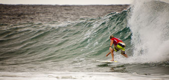 @ Quicksilver & Roxy Pro World Title Event. Royalty Free Stock Photos
