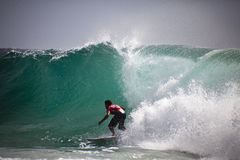 @ Quicksilver & Roxy Pro World Title Event. Stock Image