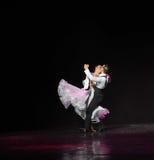 Quickstep-the Austria's world Dance Stock Photo