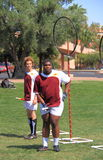 USA, AZ: Rare Sport - Quidditch > Vigilant Keeper Stock Photos
