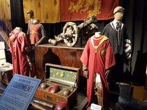 Quidditch wyposażenie obraz royalty free