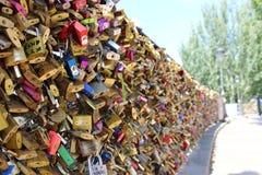 Quiera los bloqueos Imagen de archivo libre de regalías