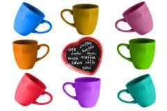 Quiero el café Fotografía de archivo libre de regalías