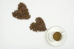 Quiero el café Foto de archivo libre de regalías