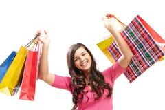 Quiero el hacer compras Imágenes de archivo libres de regalías