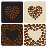 Quiero los granos de café Fotografía de archivo libre de regalías
