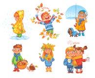 Quiero otoño Paseo encendido al aire libre Imagenes de archivo