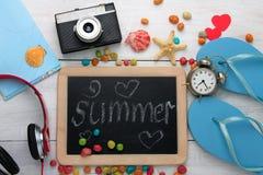 Quiero verano Fotografía de archivo
