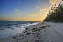Quiet beach Stock Photo