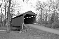 Quiet bridge Stock Image