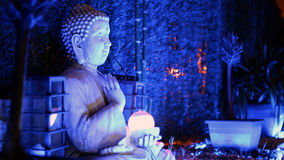 Quiet Buddah Royalty Free Stock Image