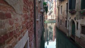 Canals of Venice Italy - Water taxi