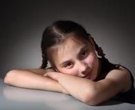 Quiet child Royalty Free Stock Image