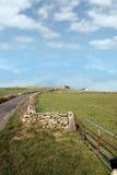 Quiet country road Stock Photos