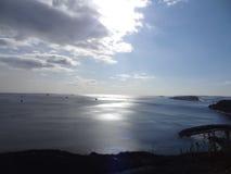 Quiet Cove. Vladivostok. Primorye. Russia. Royalty Free Stock Image