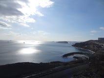 Quiet Cove. Vladivostok. Primorye. Russia. Stock Images