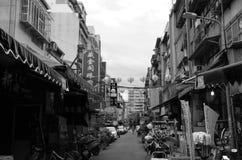 Quiet Dark Town Stock Image