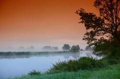 quiet de matin Photos libres de droits