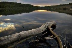 Quiet lake Stock Image